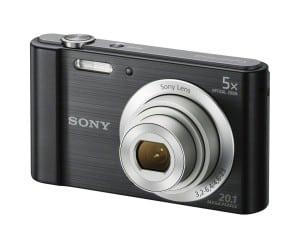 Sony W800/B 20 MP Digital Camera vlog camera