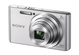 Sony DSCW830 cheap vlogging camera