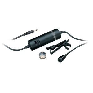 Audio-Technica ATR-3350 lapel vlogging microphone