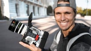 Jon Olsson's RED Camera