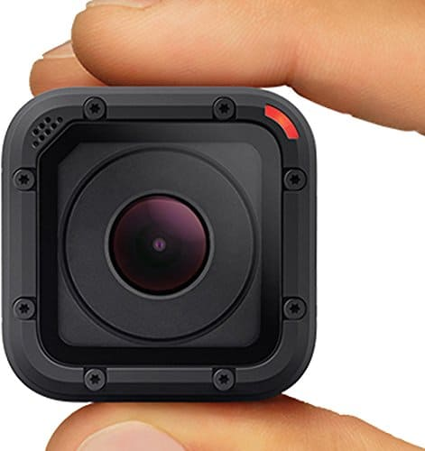 GoPro Session action camera