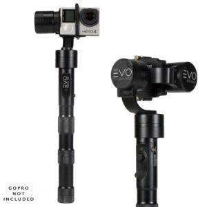 EVO GP-PRO 3 Axis GoPro Gimbal Stabilizer for Hero4