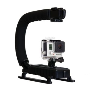Opteka X-GRIP Professional Action Stabilizing Handle Specifically Made for GoPro