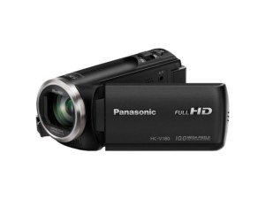 Panasonic HC-V180K - camcorder for kids