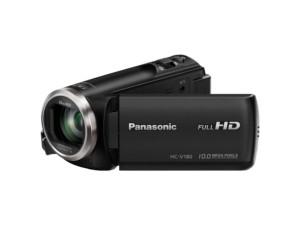 Panasonic HC-V180K - camcorder for kids