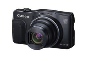 Vlogging camera Canon PowerShot SF710 HS