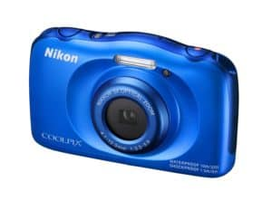 Nikon COOLPIX W100 Waterproof Digital Camera