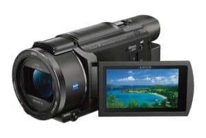 Sony FDRAX53/B 4K HD Video Recording Camcorder
