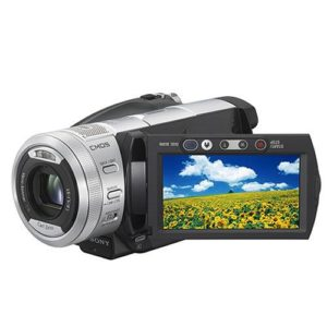 Sony HDR-SR1 240 frames per second camcorder