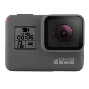 GoPro HERO5 Black slow mo action cam