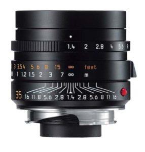 Leica 35mm f/1.4 Lens