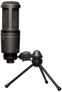 Audio-Technica AT2020 PLUS USB Microphone