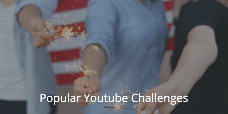 65 Popular Youtube Challenges To Do 2020 Vloggingpro