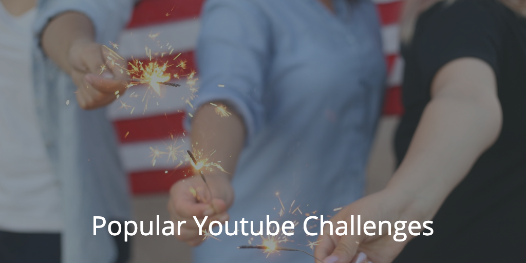 65 Popular YouTube Challenges To Do [2019] - VloggingPro