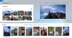 Windows Photos App interface
