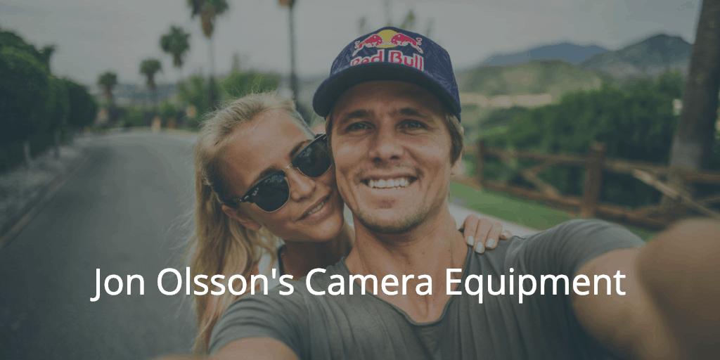 Jon Olsson's Camera Equipment