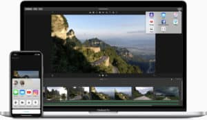 iMovie demo